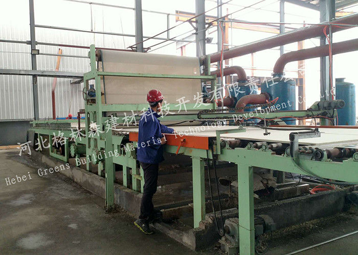 Fully Automatic Fireproof Mineral Rock Wool Board Production Line